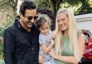 Watch – Wasim Akram meets his daughter after 10 months, posts video of his reunion